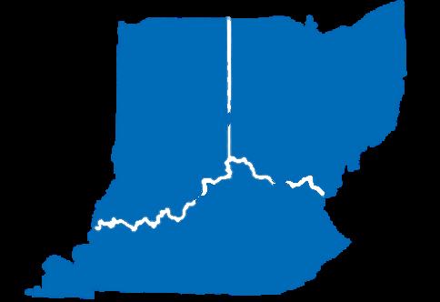 tri-state area of Ohio, Kentucky, and Indiana
